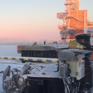 Quick Release Mooring Hook Yamal LNG