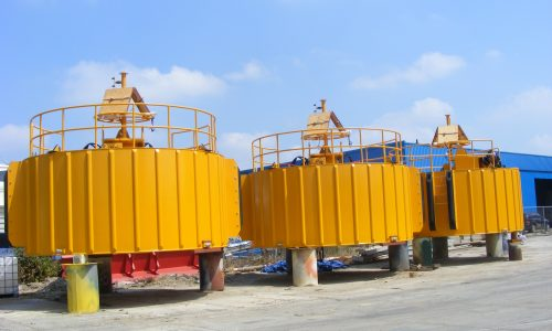 Steel Mooring Buoys