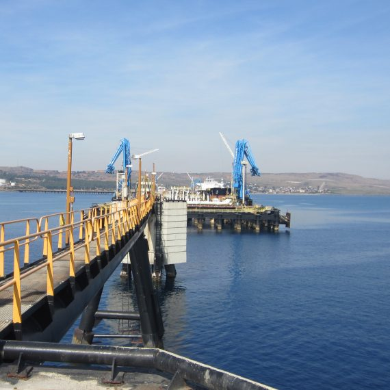 Botas Port of Ceyhan