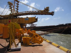 Brazil's largest Iron Oir terminal with more productivity